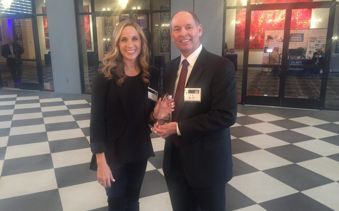 The Atlanta Business Chronicle has chosen Accountants One as a Pacesetter for 2017.