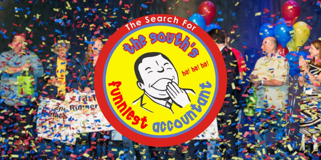 Auditions for the 14th Annual Search for the South's Funniest Accountant