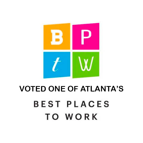 Best place to work in Atlanta award